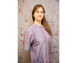 Светлана Кобзева<br>Помощник грумера на Курской